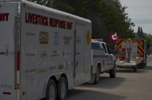 The 1st Livestock Response Unit in Canada... http://rdcounty.ca/251/Technical-Rescue-Task-Force
