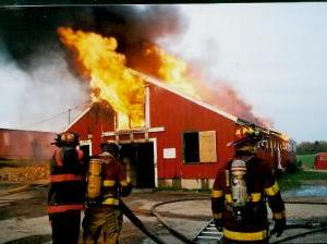 Be fire smart & fire safe with your house & barn